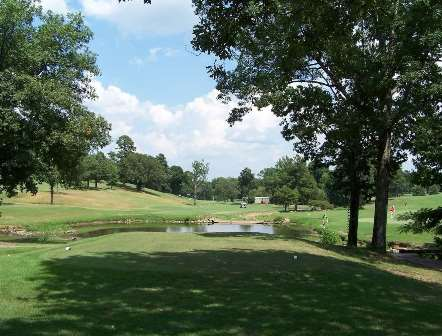 The Greens at North Hills Golf Course Club, Sherwood, Arkansas, 72120 - Golf Course Photo