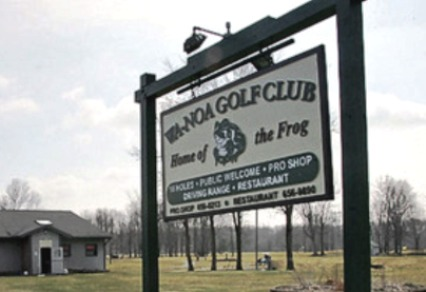 Golf Course Photo, Wa-Noa Golf Club, East Syracuse, 13057