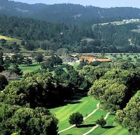 Golf Course Photo, Rancho Canada Golf Club, West Course, CLOSED 2016, Carmel, 93922