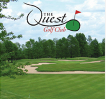 Golf Course Photo, The Quest Golf Club, Quest Golf Course, Houghton Lake, 48629