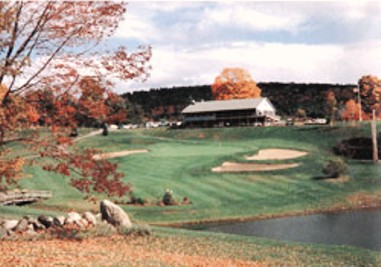 Crown Point Country Club,Springfield, Vermont,  - Golf Course Photo