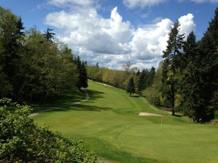 Golf Course Photo, Twin Lakes Golf & Country Club, Federal Way, 98023