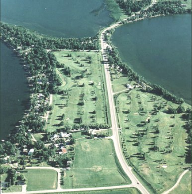 Ironman Golf Course, CLOSED 2017,Detroit Lakes, Minnesota,  - Golf Course Photo