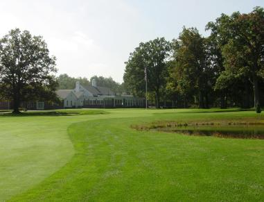 Anderson Country Club CLOSED 2015, Anderson, Indiana, 46011 - Golf Course Photo