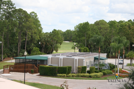Valencia Golf Course,Naples, Florida,  - Golf Course Photo