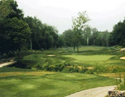 Virginia National Golf Club, CLOSED 2012,Bluemont, Virginia,  - Golf Course Photo