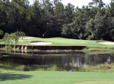 Whispering Pines Golf Course, Hurley, Mississippi, 39555 - Golf Course Photo