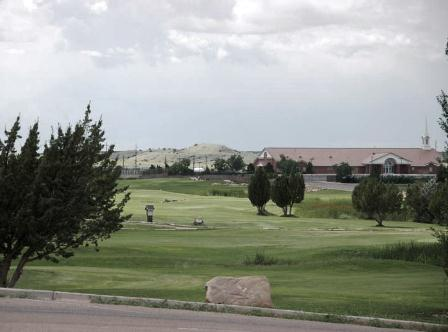 Snowflake Municipal Golf Course, 18-Hole Course, Snowflake, Arizona, 85937 - Golf Course Photo