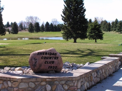 Sheridan Country Club, CLOSED 2012