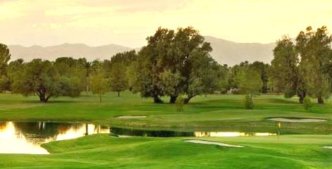 Wigwam Resort, The Gold Course,Litchfield Park, Arizona,  - Golf Course Photo
