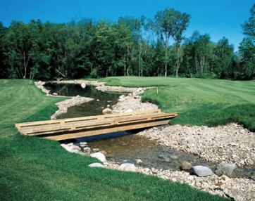Warren Golf Course At Notre Dame,South Bend, Indiana,  - Golf Course Photo