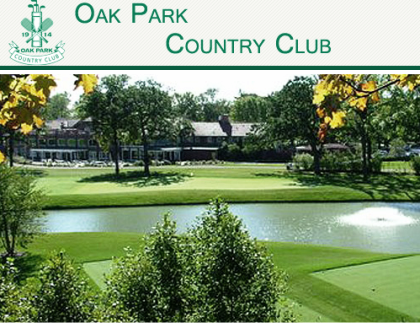Golf Course Photo, Oak Park Country Club, River Grove, 60171