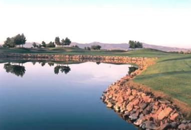 Stallion Mountain Country Club, Secretariat, CLOSED 2009,Las Vegas, Nevada,  - Golf Course Photo