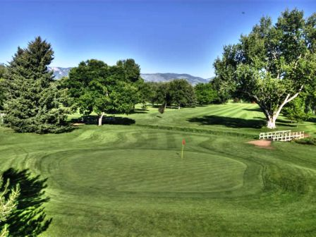 City Park Nine Golf Course, Fort Collins, Colorado, 80521 - Golf Course Photo
