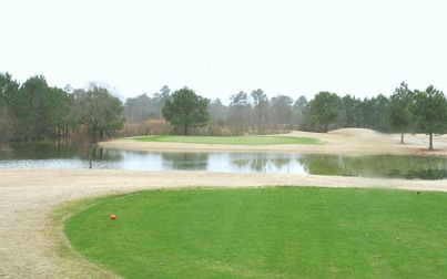 Traces Golf Club, The -Creekside-Woodlands,Florence, South Carolina,  - Golf Course Photo