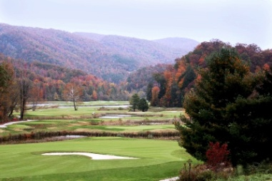 Wasioto Winds At Pine Mountain State Resort Park,Pineville, Kentucky,  - Golf Course Photo