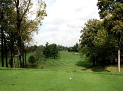 Delaware Country Club,Muncie, Indiana,  - Golf Course Photo