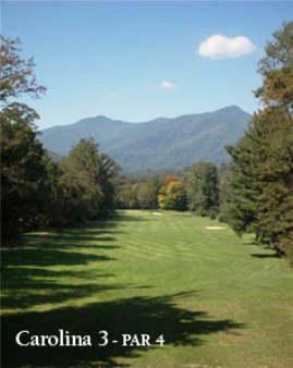 Waynesville Country Club Inn, Waynesville, North Carolina, 28786 - Golf Course Photo