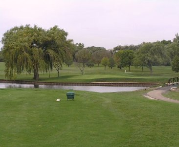 Poplar Creek Country Club,Hoffman Estates, Illinois,  - Golf Course Photo