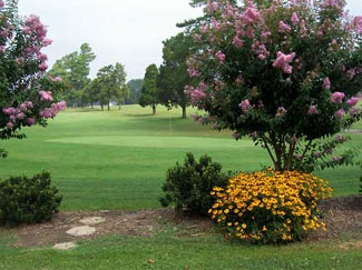 Mccanless Golf Club,Salisbury, North Carolina,  - Golf Course Photo