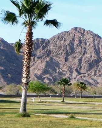 Fortuna Del Rey Golf Course at Fortuna De Oro Rv Resort, Yuma, Arizona, 85367 - Golf Course Photo