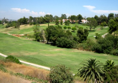 Fullerton Golf Course, Fullerton, California, 92835 - Golf Course Photo
