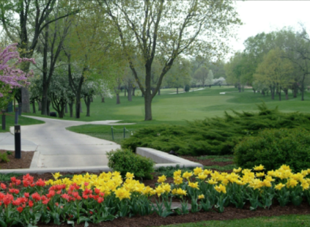 Golf Course Photo, Champaign Country Club, Champaign, 61820