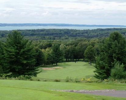 Golf Course Photo, Little Traverse Bay Golf Club, Harbor Springs, 49740