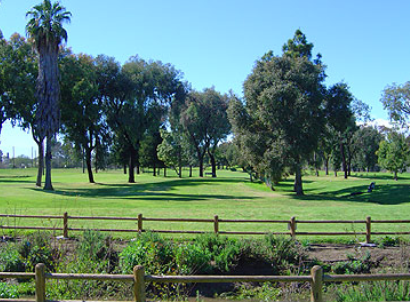 Twin Lakes Golf Course,Goleta, California,  - Golf Course Photo