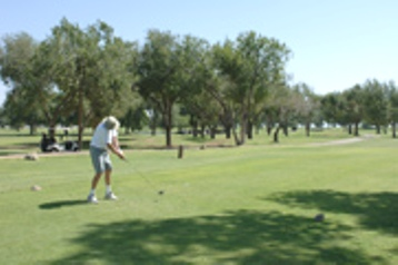 Andrews County Golf Course, Andrews, Texas, 79714 - Golf Course Photo