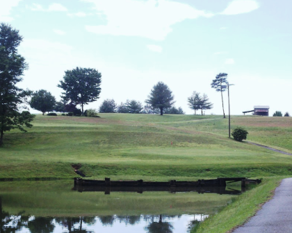 Golf Course Photo, Pine Ridge Classic Golf Course, Mount Airy, 27030