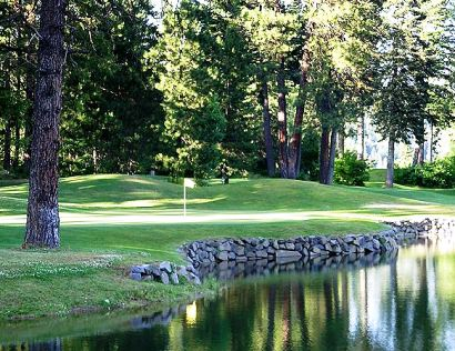 Golf Course Photo, Sun Country Golf Resort, Cle Elum, 98922