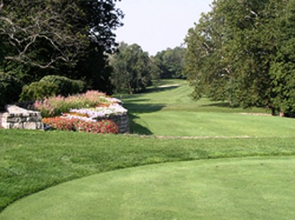 Golf Course Photo, Sycamore Creek Country Club, Springboro, 45066