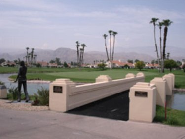 Mission Hills Country Club, Dinah Shore Tournament,Rancho Mirage, California,  - Golf Course Photo