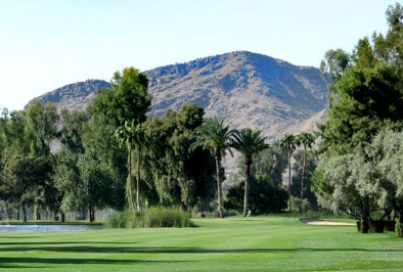 Orange Tree Golf & Conference Resort, Scottsdale, Arizona, 85254 - Golf Course Photo