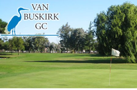 Van Buskirk Park Golf Course, Stockton, California, 95206 - Golf Course Photo