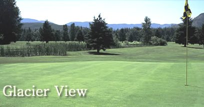 Glacier View Golf Club, West Glacier, Montana, 59936 - Golf Course Photo