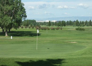Glen Red Jacoby Golf Club,Laramie, Wyoming,  - Golf Course Photo