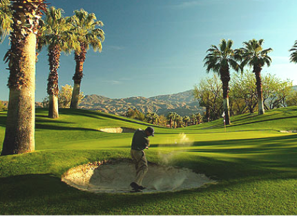 Marriotts Desert Springs Resort, Palms Course,Palm Desert, California,  - Golf Course Photo