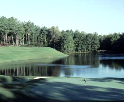 Golf Course Photo, Golf Club Of Georgia, Lakeside, Alpharetta, 30005