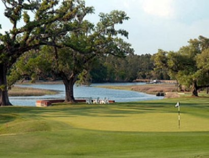 Dunes West Golf Club, Mount Pleasant, South Carolina, 29466 - Golf Course Photo