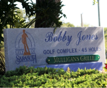 Golf Course Photo, Bobby Jones Golf Complex, Gillespie Executive Course, Sarasota, 34232
