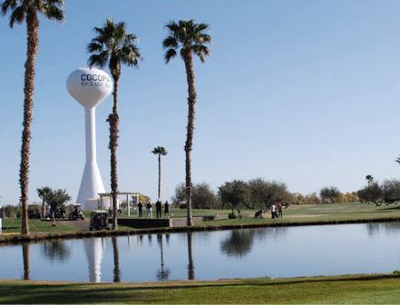 Cocopah Bend Rv Resort Golf Course, Yuma, Arizona, 85364 - Golf Course Photo