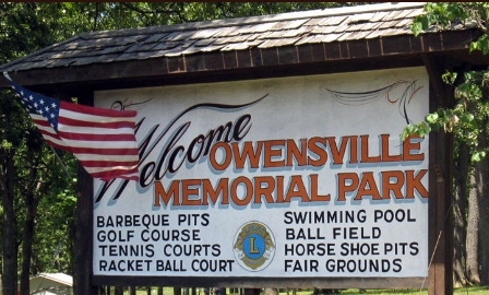 Owensville Golf Course,Owensville, Missouri,  - Golf Course Photo