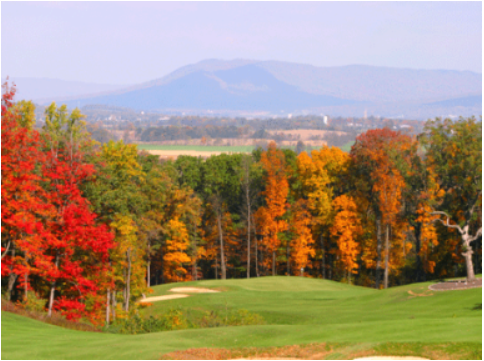 Golf Course Photo, Whitetail Golf Club, Bath, 18014