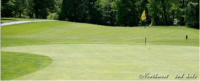 Northwest Park Golf Course, Main Course,Wheaton, Maryland,  - Golf Course Photo