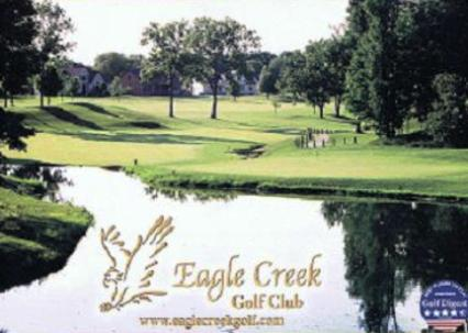 Golf Course Photo, Eagle Creek Golf Club, Norwalk, 44857