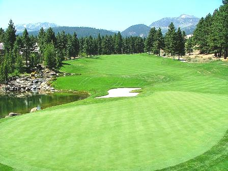 Golf Course Photo, Montreux Golf & Country Club, Reno, 89511