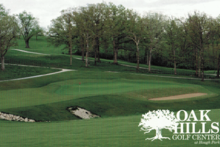 Oak Hills Golf Center, Jefferson City, Missouri, 65101 - Golf Course Photo