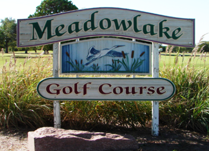 Golf Course Photo, Meadowlake Golf Course, Enid, 73703